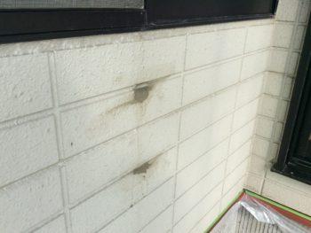 屋根点検,劣化塗膜,シリコン塗装