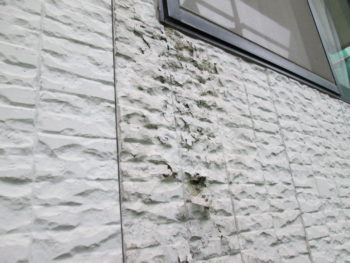 劣化塗膜,遮熱処理,外壁塗装
