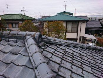 経年劣化,瓦葺き替え,藤井製瓦工業
