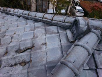 雨漏り修理,福山市,藤井製瓦工業