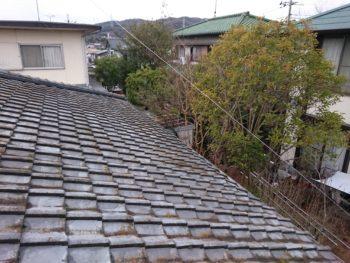 桟木腐食,下地張替,屋根補強