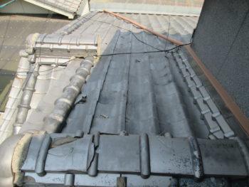 屋根リフォーム,棟瓦,藤井製瓦工業
