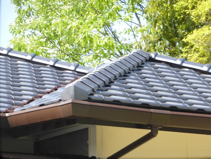 倉敷市 K様邸 屋根葺き替え、外壁塗装施工事例