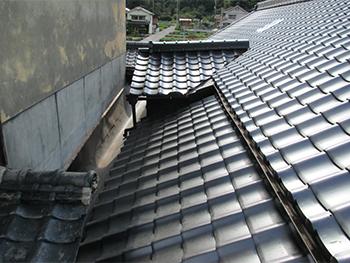 屋根改修工事,板金工事,雨樋掃除