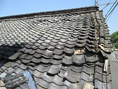 風災補償,雨漏り修理,屋根点検