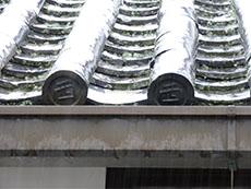 府中市,屋根工事,雨漏り補修