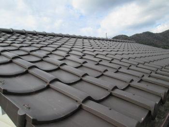 雨漏り修繕,瓦葺き替え工事,藤井製瓦工業