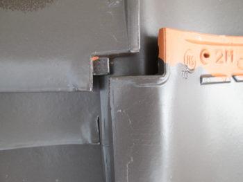 瓦の浮き防止,谷板交換,耐水性