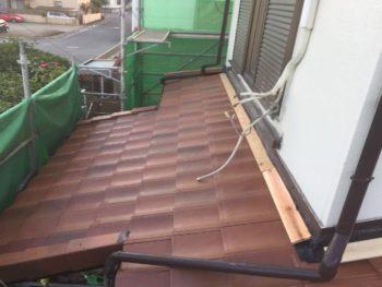 ステンレス釘留め,雨仕舞,藤井製瓦工業