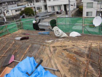トタン屋根,遮熱処理,ガルバニウム