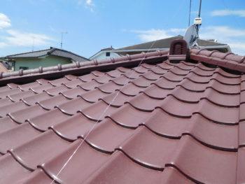 劣化塗膜,屋根断熱,耐久性