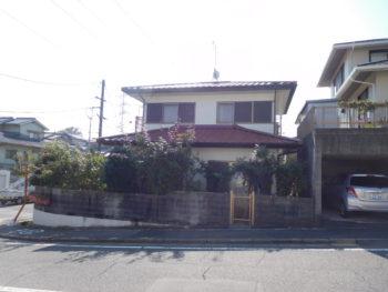 屋根軽量化,外装リフォーム,福山市