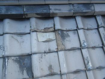 藤井製瓦工業,福山市,屋根修理