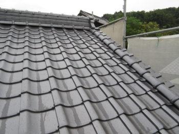 屋根板,縦桟,防水紙