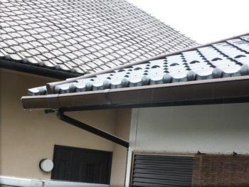 雨樋容量,KMEW,防災瓦