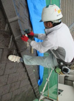 棟補強,屋根修理,藤井製瓦工業