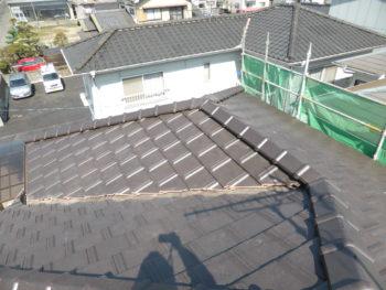 雨漏り補修,福山市,藤井製瓦工業