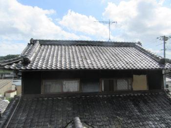 雨漏り修理,福山市,小屋裏換気