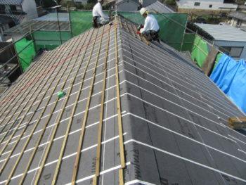 耐震工法,藤井製瓦工業,雨漏り補修