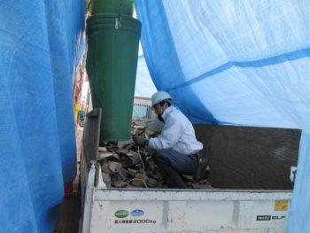 瓦棒塗装,谷板金交換,藤井製瓦工業