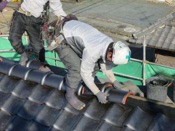 瓦葺き替え,藤井製瓦工業,雨漏り補修