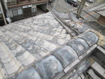 棟瓦補修,屋根工事,福山市
