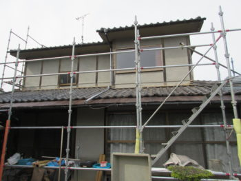 福山市,外装リフォーム,藤井製瓦工業