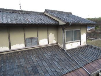 福山市,壁漆喰補修,漆喰工事