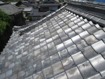 天井のシミ,雨漏り原因,防水シート