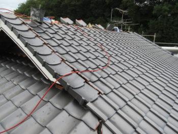 入母屋根,福山市,雨漏り