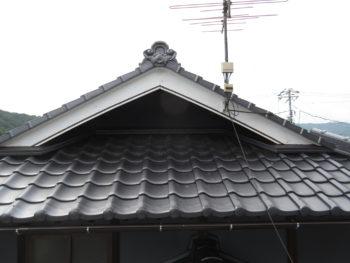 屋根塗装,漆喰補修,コーキング