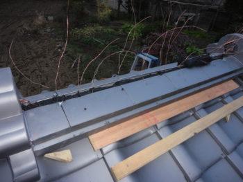 熨斗瓦修理,屋根リフォーム,福山市