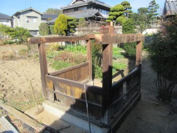 藤井製瓦工業,お堂修理,福山市
