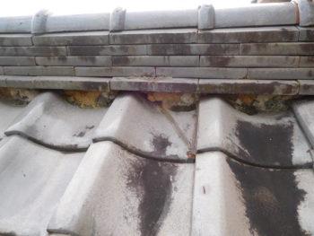 漆喰修理,コーキング補修,藤井製瓦工業