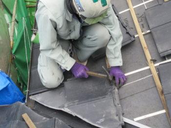 屋根断熱,下地処理,藤井製瓦工業
