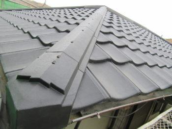 芯木固定,経年劣化,屋根工事