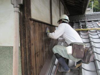 プリント合板,木目調,大工工事