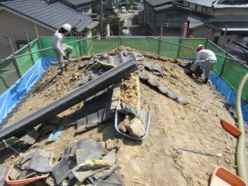 藤井製瓦工業,土葺き屋根,耐震工法