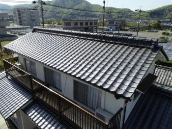 シリコン塗料,藤井製瓦工業,屋根修繕