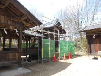 寺社仏閣,降り棟,風災補償