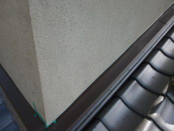 雨仕舞,外壁塗装,防汚効果