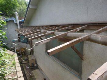 藤井製瓦工業,雨漏り補修,瓦葺き替え工事
