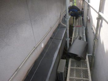 ガルバリウム鋼板,雨仕舞,風災補償