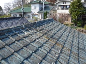 屋根塗装,福山市,雨漏り補修