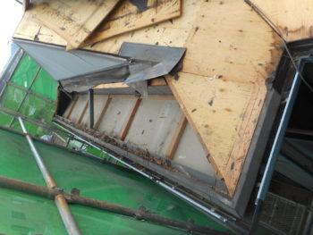 野地板交換,雨仕舞,屋根診断