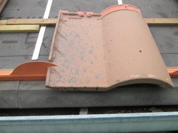 破風板,ケラバ水切り,下地増し張り