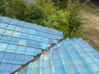 谷交換,棟瓦修理,雨漏り調査