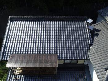 切妻屋根,屋根修理,風災補償