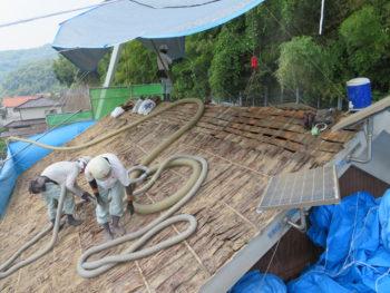 瓦交換,板金工事,屋根固定