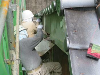 破風板塗装,ケラバ,.軒裏腐食